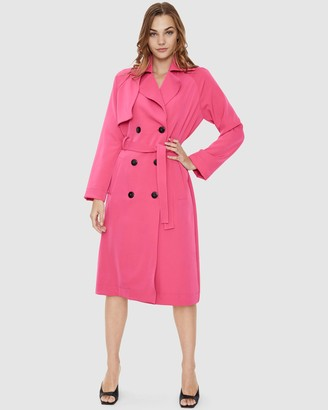 Cooper St Hyde Trench Coat
