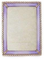 Jay Strongwater Stone Edge 4x6 Lavender Fram