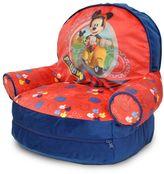 Disney Disney's Mickey Mouse Bean Bag Chair & Sleeping Bag Set