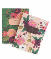 Rifle Paper Co. Vintage Blossoms Notebooks (Set of 2)