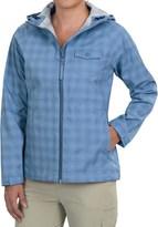 Woolrich Kristie Plaid Rain Jacket - Waterproof, UPF 40+ (For Women)