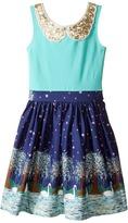 fiveloaves twofish Swan Tank Dress (Little Kids/Big Kids)