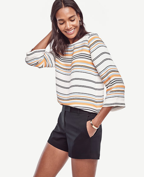 Ann Taylor Petite City Shorts