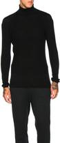Robert Geller Luca Knit Turtleneck Sweater