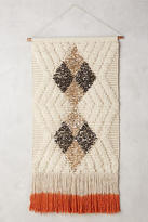 Anthropologie Kilim Tapestry Wall Art
