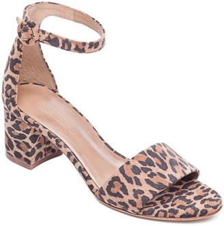 Bernardo Belinda Suede Ankle-Strap Sandals