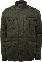 M&Co Longline Rustwash Jacket