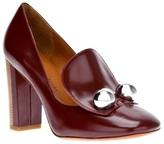 Marc by Marc Jacobs block heel shoe