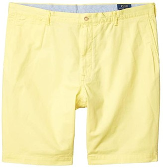 Polo Ralph Lauren Big & Tall Big Tall Classic Fit Bedford Shorts (Bristol Yellow) Men's Shorts
