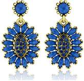 6th Borough Boutique Royal Crystal Earrings