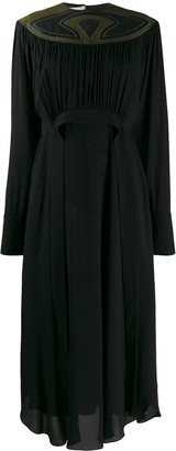Stella McCartney Panelled Neckline Dress