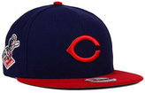 New Era Cincinnati Reds All Star Patch 9FIFTY Snapback Cap
