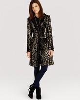 Karen Millen Coat - Ultimate Leopard Print