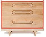 KALON STUDIOS Caravan Dresser - Coral Red
