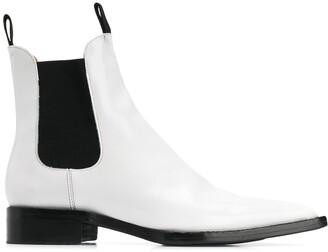 AMI Paris Women's Chelsea Boots