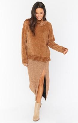 Show Me Your Mumu Miracle Midi Skirt
