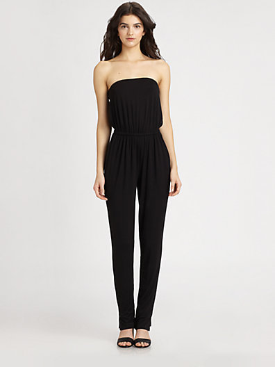 Rachel Pally Lennon Strapless Jumpsuit
