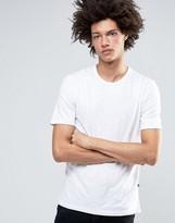 Minimum Delta Slub T-Shirt In White
