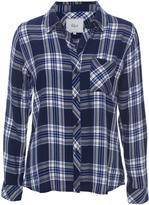 Rails Hunter Midnight Button Down