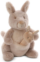 Gund Oh So Soft Kangaroo Stuffed Toy