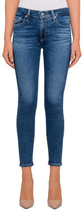 AG Adriano Goldschmied Farrah High Rise Skinny Ankle
