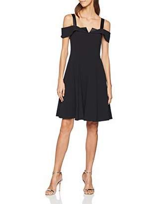 Karen Millen Women's Origami Full DresParty Party Dress,Size:UK
