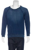 Blue Blue Japan Indigo-Dyed Sweatshirt w/ Tags