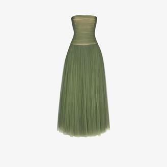 KHAITE X Browns 50 Fran tulle gown