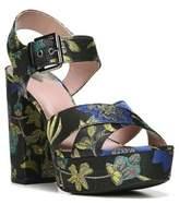 Sam Edelman Maria Textile Platform Sandals