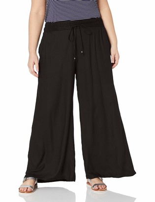 Angie Women's Plus Size Wide Leg Pant