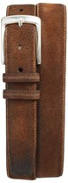 Mezlan Men's Crosta Suede Belt