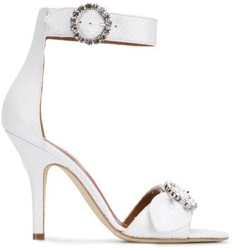 Paris Texas buckle sandals