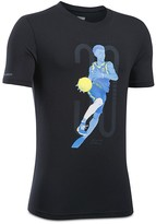Under Armour Boys' SC30 Change The Game Tee - Big Kid