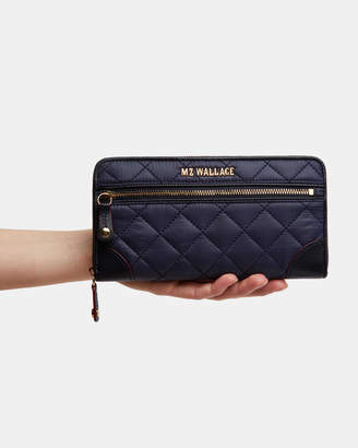 MZ Wallace Crosby Long Wallet