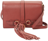 Foley + Corinna Bo Small Leather Crossbody