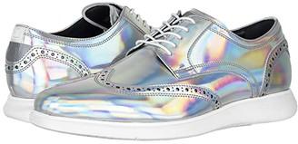 Florsheim Fuel Reflect Wingtip Oxford (Platinum) Men's Shoes