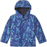 Joe Fresh Toddler Boys' Print Raincoat, Bright Blue (Size 4)