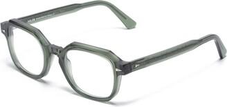 AHLEM Rue Saint Dominique Optic Dark Green Glasses