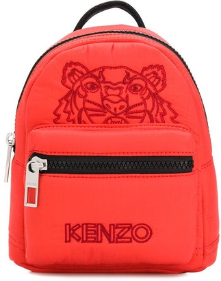 Kenzo Tiger Embroidered Mini Backpack