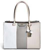 GUESS Ryann Colorblock Society Carryall