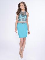 Mon Cheri Shorts by Mon Cheri - MCS21667 Dress