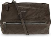 Givenchy Pandora mini washed leather satchel