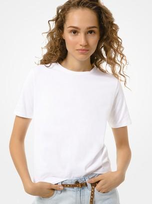 MICHAEL Michael Kors Cotton Jersey T-Shirt