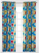 Crayola Monster Friends Curtain Panel