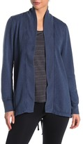 Zella Z By Cabo Washed Cardigan