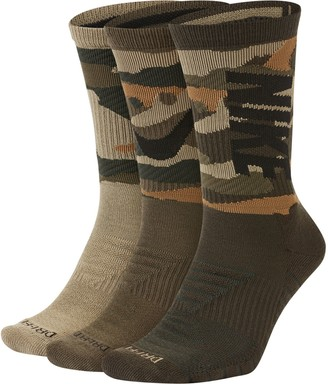 Nike Men's 3-pack Everyday Max Cushioned Training Crew Socks