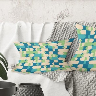East Urban Home Pattern I Lumbar Pillow