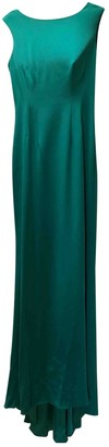 Carolina Herrera Green Dress for Women