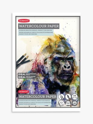 Derwent A4 Watercolour Paper