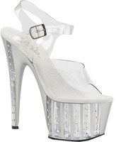 Pleaser USA Women's Adore 708VLRS Platform Sandal